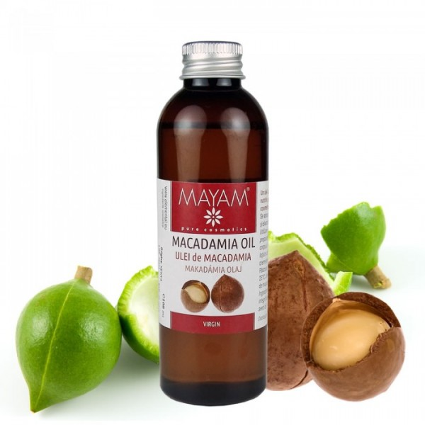 Ulei de Macadamia